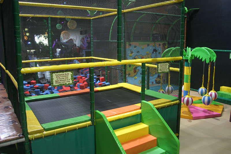 Largest Indoor Play Structure In Northern California